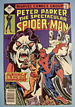 Spider-Man Comics - June 1977 - Menace