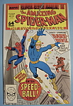 Spider-Man Comics -1988 Annual- Speed-Ball & Daredevil