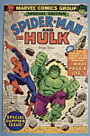 Click here to enlarge image and see more about item 5931: Spider-Man Comics -1980 - Spider-Man & The Hulk