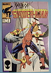 Web Of Spider-Man Comics - May 1985 - Treasures!