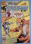 Web Of Spider-Man Comics - Oct 1986 - Humbug
