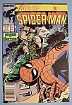 Web Of Spider-Man Comics -June 1987- Scared To Succeed