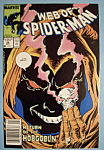 Web Of Spider-Man Comics -May 1988- Hobgoblin