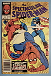 Spider-Man Comics -May 1988- Tarantula/Captain America