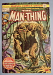 Click here to enlarge image and see more about item 5965: The Man Thing Comic - Jan 1973 - Swamp Creature