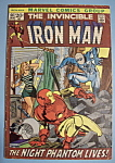 Click here to enlarge image and see more about item 5971: Iron Man Comics - January 1972 - Phantom