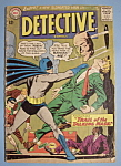 Click here to enlarge image and see more about item 5982: Detective Comics -Jan 1965- Trail Of The Talking Mask