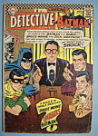 Click here to enlarge image and see more about item 5984: Detective Comics-Nov 1966-Bruce Wayne Unmasks Batman