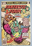 Click here to enlarge image and see more about item 5989: Fantastic Four Comics - July 1979 - The Sphinx