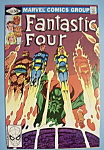 Click here to enlarge image and see more about item 5990: Fantastic Four Comics - July 1981 - Back To The Basics