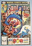 Click here to enlarge image and see more about item 5992: Fantastic Four Comics - May 1982 - Terrax Untamed