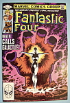 Click here to enlarge image and see more about item 5994: Fantastic Four Comics -July 1982- When Calls Galactus