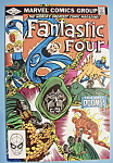 Click here to enlarge image and see more about item 5996: Fantastic Four Comics - Sept 1982 - Too Many Dooms