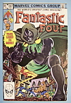 Click here to enlarge image and see more about item 5997: Fantastic Four Comics -October 1982- This Land Is Mine