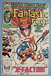 Click here to enlarge image and see more about item 5998: Fantastic Four Comics - January 1983 - X-Factor