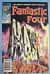 Click here to enlarge image and see more about item 6000: Fantastic Four Comics - July 1984 - HATE
