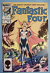 Click here to enlarge image and see more about item 6001: Fantastic Four Comics - August 1985