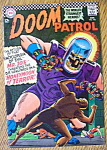 The Doom Patrol Comic #105-August 1966
