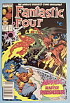 Fantastic Four Comics - June 1988 - No Way Out
