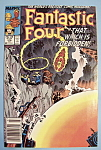 Fantastic Four Comics - July 1988 - Cold Storage