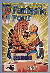 Fantastic Four Comics - Aug 1988 - Last Kiss
