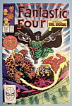 Click here to enlarge image and see more about item 6013: Fantastic Four Comics - Sept 1988 - Dr. Doom
