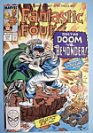 Fantastic Four Comics - Oct 1988 - Molecule Man