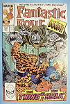 Fantastic Four Comics - Nov 1988 - Thing vs. The Hulk
