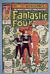 Fantastic Four Comics - Dec 1989 - Shadows Of Alarm
