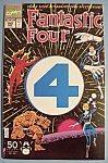 Fantastic Four Comics - Nov 1991 - Alicia