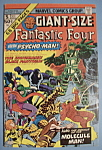 Fantastic Four Comics - May 1975 - Molecule Man