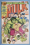 Click here to enlarge image and see more about item 6051: The Incredible Hulk Comics - June 1976
