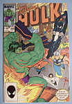 Click here to enlarge image and see more about item 6052: The Incredible Hulk Comics - October 1984