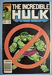 Click here to enlarge image and see more about item 6054: The Incredible Hulk Comics - March 1986