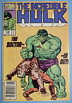 Click here to enlarge image and see more about item 6056: The Incredible Hulk Comics - June 1986