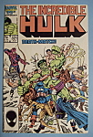 Click here to enlarge image and see more about item 6057: The Incredible Hulk Comics - July 1986