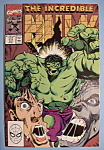 The Incredible Hulk Comics - August 1990