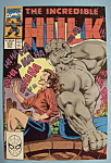 Click here to enlarge image and see more about item 6077: The Incredible Hulk Comics - September 1990