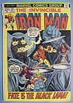Iron Man Comics - Dec 1972 - The Black Lama