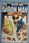 Click here to enlarge image and see more about item 6091: Iron Man Comics - September 1983 - Armor Chase