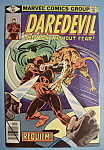 Daredevil Comics - January 1980 - Requiem