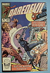 Daredevil Comics - December 1983 - Widow