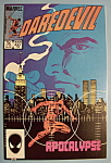 Daredevil Comics - February 1986 - Apocalypse