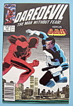Daredevil Comics - August 1988 - The Bully