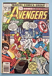 Click here to enlarge image and see more about item 6147: The Avengers Comics - April 1978 - Bride Of Ultron
