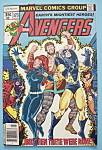 Click here to enlarge image and see more about item 6149: The Avengers Comics - July 1978 - Threshold Of Oblivion