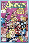 The Avengers Comics - March 1989 - Super Nova Unbound