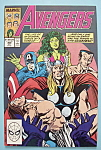 The Avengers Comics - October 1989 - Journey