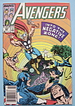 Click here to enlarge image and see more about item 6159: The Avengers Comics - November 1989 - To Find Olympia
