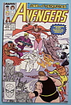 Click here to enlarge image and see more about item 6162: The Avengers Comics - Mid December 1989
